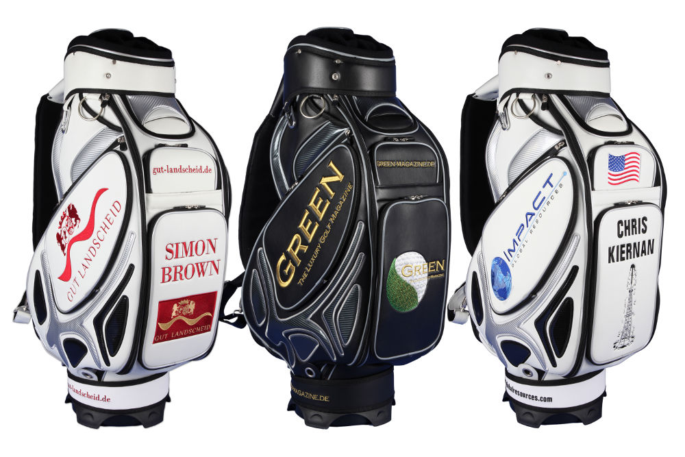 Golfbag, Made in Köln-Custom Golfbag, Golfsport.News, Golfsport.News