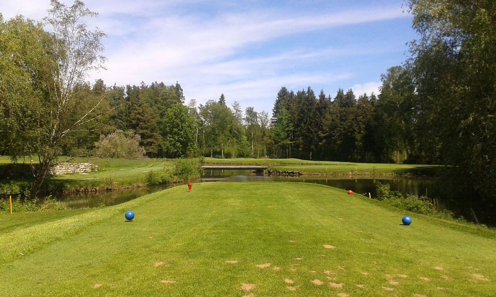 Klingenburg, from south to north – der Natürliche: Golfclub Schloss Klingenburg, Golfsport.News, Golfsport.News