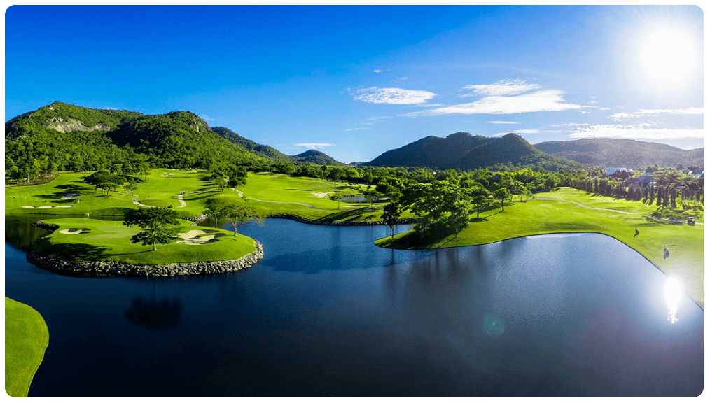 Black Mountain, Golfen in Thailand im Herbst, Golfsport.News