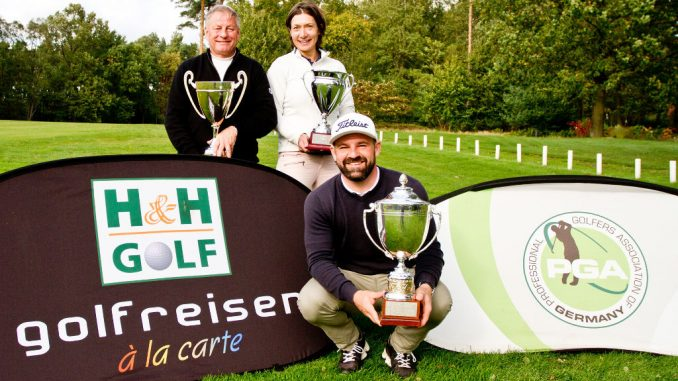 PGA of Germany, Deutsche Golflehrermeisterschaft in Bad Saarow, Golfsport.News