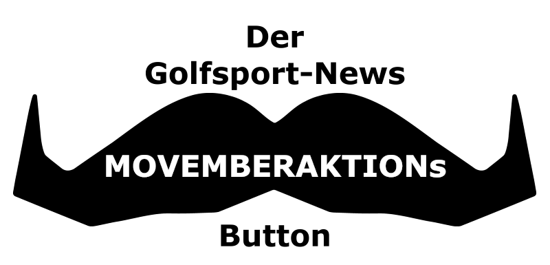 "Moverberaktion, Golfsport.News ""Movember"", Golfsport.News, Golfsport.News"